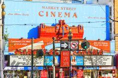 Market Street Cinema, San Francisco    mitchellfunk.com