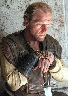 Ser Jorah Mormont from Game of Thrones