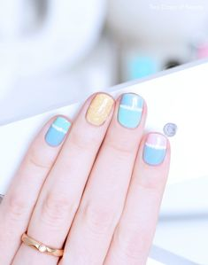 easter spring #nails
