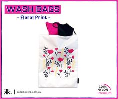 Prolong the longevity of your delicates and fine garments with Kazzi Kovers regular delicates wash bags (35 cm x 45 cm). They're simply the safe, effective and smart way to launder your delicates (lingerie, lace, bras, underwear, hosiery, swimwear, activewear), all types of garments, natural and sensitive fabrics and more.   * Premium 100% nylon * Fully enclosed * Provides clean, flawless, well-maintained garments in every wash.   Geometric, Floral and Nautical Prints Regular and Large sizes