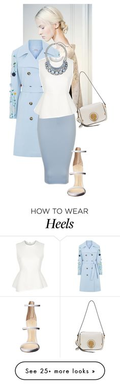 """2000"" by jovana-p-com on Polyvore featuring VIVETTA, Giuseppe Zanotti, Alexander Wang, Chico's, Chloé, women's clothing, women, female, woman and misses"