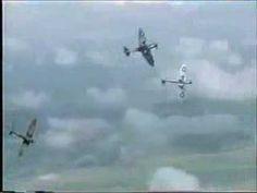 Battle Of Britain (Movie) - Stuka Vs Spitfire