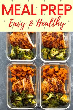These 20  weekly meal prep ideas are easy and will help you lose weight. I'm so happy I found these AMAZING meal ideas! These meal prep for the week recipes look so good! The easiest meal prep for weigh loss #MealPrep #WeightLoss #MealIdeas Easy Healthy Meal Prep, Best Meal Prep, Easy Healthy Recipes, Meal Prep Keto, Week Of Healthy Meals, Health Meal Prep, Diet Prep Meals, Meal Prep For Bulking, Food Meal Prep