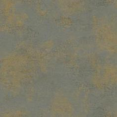 Delia Damask Raised Wallpaper in Gold and Charcoal by York Wallcoverin – BURKE DECOR