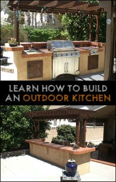 Thinking Of Ways To Enhance Your Backyard Then Build An Outdoor Classy Build Your Own Outdoor Kitchen Design Decoration