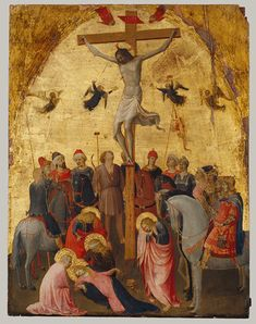 Fra Angelico: The Crucifixion (43.98.5) | Heilbrunn Timeline of Art History | The Metropolitan Museum of Art