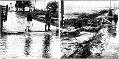 Los Angeles Flood of 1938: The Destruction Begins