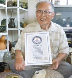 Най-възрастният студент в света - 96-годишен японец