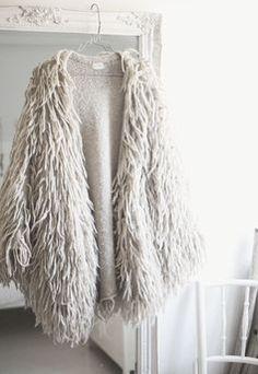 Hanging Fur #shagfur #fallfashion #backtofall
