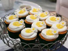 Cupcakes de limón y yogur
