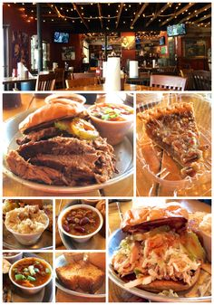 Edley's BBQ - Nashville, TN - don't miss this place! Amazing BBQ!
