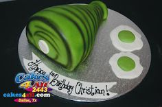 cakes 4 all in Dallas: 3D Manly Cakes