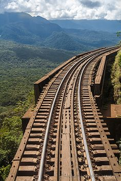 Curitiba to Morretes by Train  / © Alexandre F de Fagundes