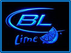 Bud Light Lime Beer Bar Pub Restaurant Neon Light Sign