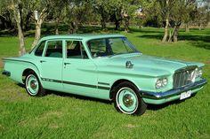 1962 S-series sedan