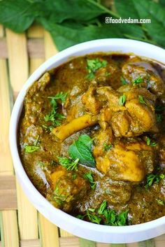 Curry leaf chicken curry -how to prepare Karivepaku kodi kur.- Curry leaf chicken curry -how to prepare Karivepaku kodi kura Image of curry leaves in cooking - Indian Chicken Recipes, Veg Recipes, Curry Recipes, Indian Food Recipes, Asian Recipes, Vegetarian Recipes, Cooking Recipes, Chicken Recepies, Chicken
