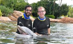 Our visit to SeaWorld's Discovery Cove during the pandemic
