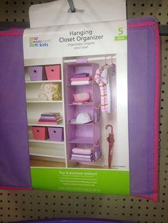 For dorm closet