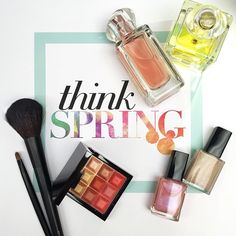 Our Spring beauty must-haves!