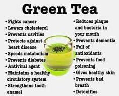 Innumerable benefits of Green Tea