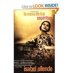 La Casa de los Espíritus by Isabelle Allende is an Enchanting book that grips you from start to end.