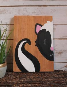 New painting animal friends Ideas Woodland Forest, Woodland Baby, Forest Animals, Woodland Animals, Painted Wood Walls, Hand Painted, Elephant Nursery, Woodland Nursery Decor, Animal Paintings