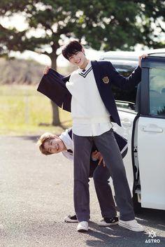 [10.11.16] Music Video behind the story - JinJin e EunWoo