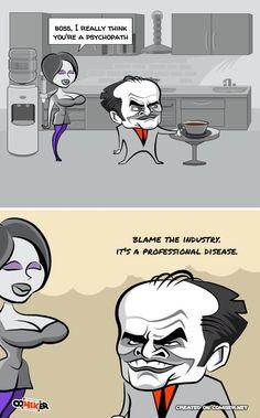 Psycho Boss