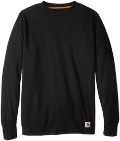 Carhartt Men's Tall Base Force Cold Weather Crew Neck Top *** Visit the image link more details.