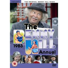 Benny Hill Annual 1983 DVD - Click picture for details