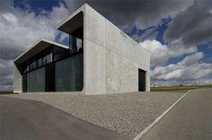 Haus Bold, Bad Waldsee, Baden-Württemberg, Germany by Thomas Bendel Architekt.