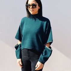 Don't miss out on getting your hands on the @asiliothelabel Fierce Warrior Knit in white black grey & teal // All at special prices // In store & online // RG via @theblackwall  #asiliothelabel #fiercewarrior #knit #sale #lookbookboutique #newarrivals #teal #cropped #fashion #ootd #ootn #online #shopping #boutique #streetstyle #streetfashion #luxe #photography