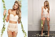 Find your perfect bridal lingerie