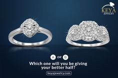 Which ring will you pick for your engagement?