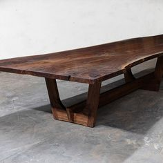 Taylor Donsker design - commune dining table