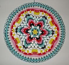 Avalon`s Creablog: Starflower Mandala