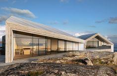 Villa Flåttarna/ Wingårdh Arkitektontor, near Smögen Island in Sweden