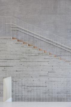VERSTAS Architects' Saunalahti School Exemplifies Finnish School Architecture