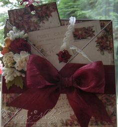 Christmas Card by craftingallday - Cards and Paper Crafts at Splitcoaststampers