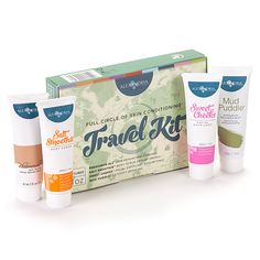 When you need that Glow on the Go! Full Circle Travel Kit