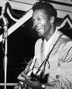 "Charles Edward Anderson ""Chuck"" Berry (born October 18, 1926) is an American guitarist, singer and songwriter, and one of the pioneers of rock and roll music."