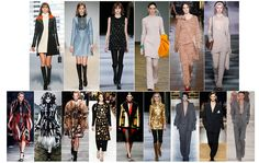 20 trends for Fall/Winter 2014-2015