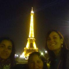 Nostalgia que ganas de volver a verte París  by carlita_plata