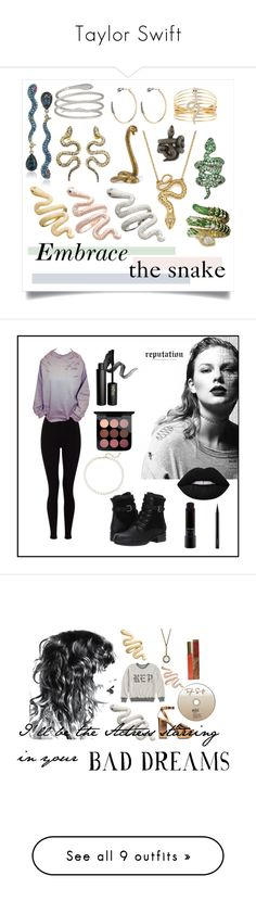 """""""Taylor Swift"""" by elizabeth-rose-13 ❤ liked on Polyvore featuring Iconery Basics, Charlotte Russe, Decadence, Alexis Bittar, Sidney Garber, Seletti, Betsey Johnson, Buccellati, Lipsy and Blondo"""