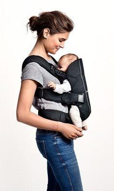 Babybjörn - Baby Carrier One Denim Gray Cotton Mix, Dark Grey Hip Dysplasia, Baby Bjorn, Child Life, Baby Skin, Parenting Advice, Baby Wearing, Children, Kids, Cotton