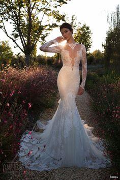Berta 2015 Bridal Collection — Long Sleeve Wedding Dresses | Wedding Inspirasi
