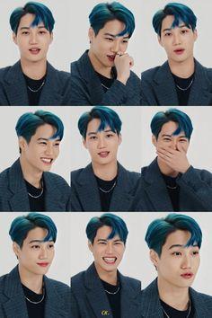 Sehun, Kpop Exo, Exo Kai, Exo Korean, Korean Boy, K Pop, Daily Exo, Asian Men Long Hair, Kim Jong Dae