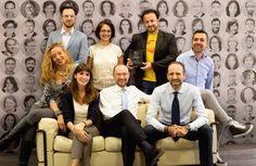 UniCredit Group Intranet - Digital Internal Communications Team #UniCredit #Intranet  #GroupIntranet #UX #UserCenteredDesign #IntranetDesignAnnual #NielsenNorman