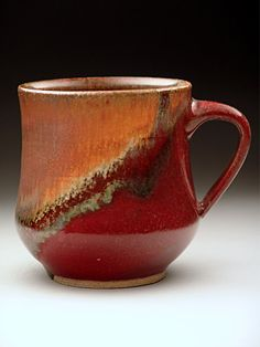Valerie Lake Mug at MudFire Gallery
