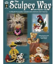 The Sculpey Way With Polymer Clay Book, , hi-res